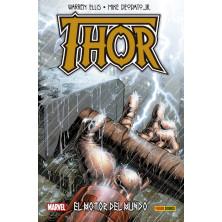 Cómic - Thor: El Motor del Mundo