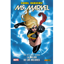 Cómic - Carol Danvers: Ms. Marvel 01