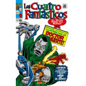 Cómic - Los Cuatro Fantásticos 02 - La Batalla del edificio Baxter