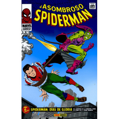 Cómic - El Asombroso Spiderman 03 - Días de Gloria
