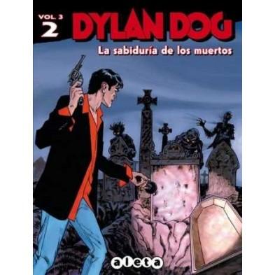 Cómic - Dylan Dog Vol. 3 - 02 - La sabiduría de los muertos