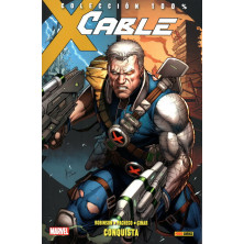 Cómic - Cable 01: Conquista