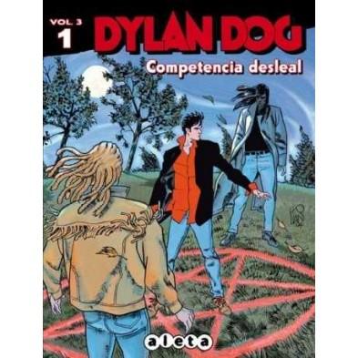Dylan Dog Vol. 3 01 - Competencia desleal