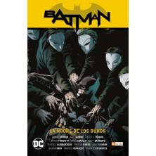 Cómic - Batman : La noche de los Búhos