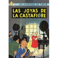 Cómic - Tintín -  Las Joyas de la Castafiore