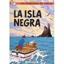 Cómic - Tintín -  La Isla Negra