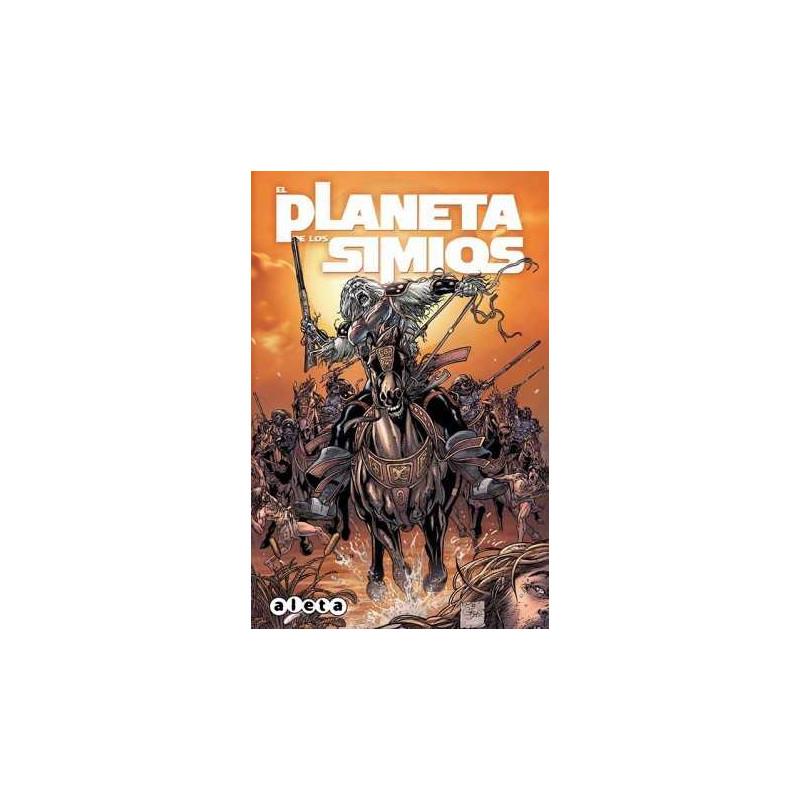 El planeta de los simios vol. 2 - El peón del diablo