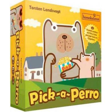 Juego de mesa Pick a Perro