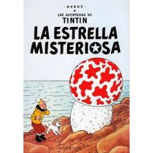 Cómic - Tintín - La estrella misteriosa