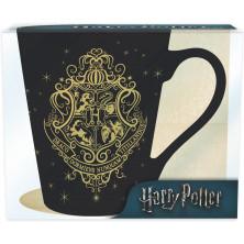 Taza de Hogwarts y Phoenix - Harry Potter
