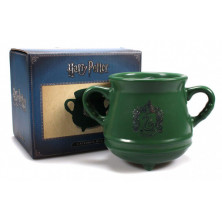 Taza 3D Harry Potter - Caldero Slytherin