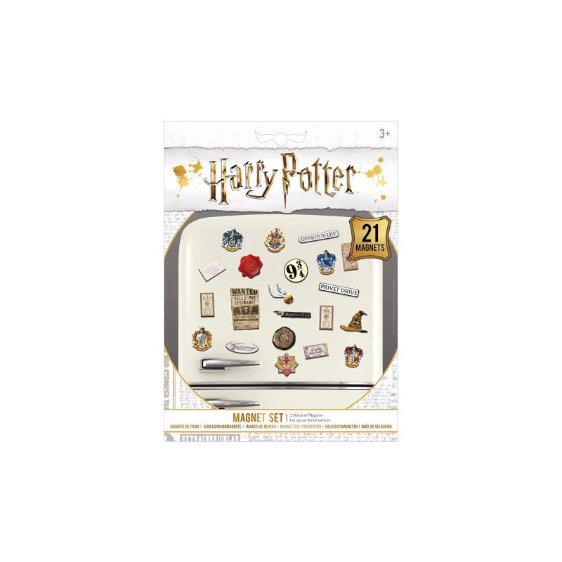 Set de imanes - Harry Potter