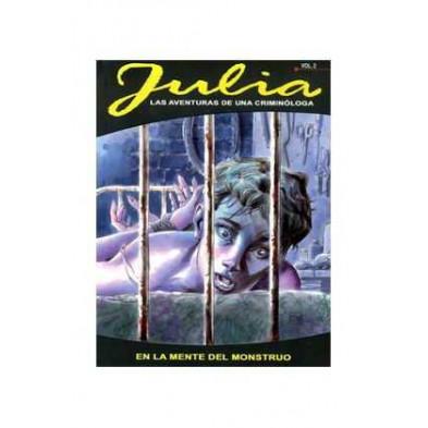 Cómic - Julia 02 - En la mente del monstruo