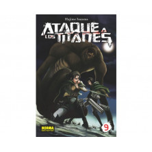 Cómic - Ataque a los Titanes 09