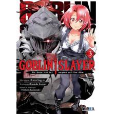 Cómic - Goblin Slayer 03