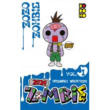Cómic - Zozo Zombie 01