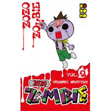 Cómic - Zozo Zombie 02