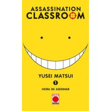 Cómic - Assassination Classroom 01