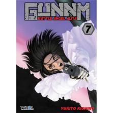 Cómic - Gunnm (Battle Angel Alita) 07