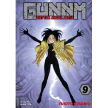 Cómic - Gunnm (Battle Angel Alita) 09