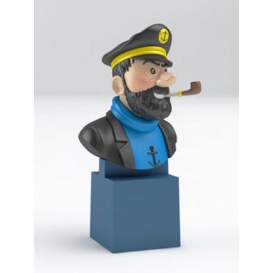 Mini Busto PVC de Haddock