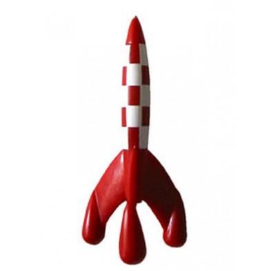 Figura de PVC - Cohete
