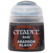Citadel - Base - Abaddon Black (12ml)