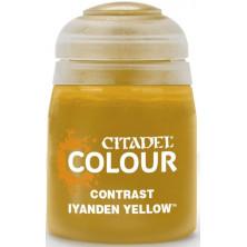Citadel - Contrast - Iyanden Yellow (18ml)