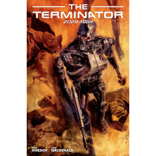 Cómic - The Terminator 2029-1984