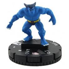 Figura de Heroclix - Beast 003