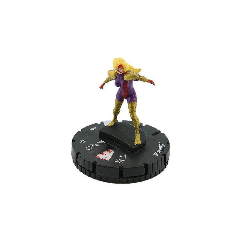 Figura de Heroclix - Scanner 008