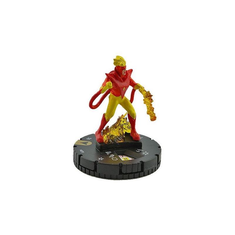 Figura de Heroclix - Pyro 039