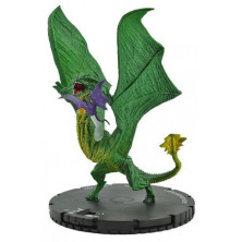 Figura de Heroclix - Green Dragon Puff G009