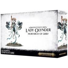 Lady Olynder, Mortarch of Grief - Warhammer - Age of Sigmar