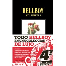 Cómic - Hellboy Edición Integral . Vol. 1