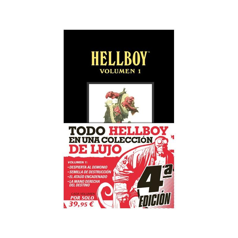 Cómic - Hellboy Edición Integral . Vol. 1