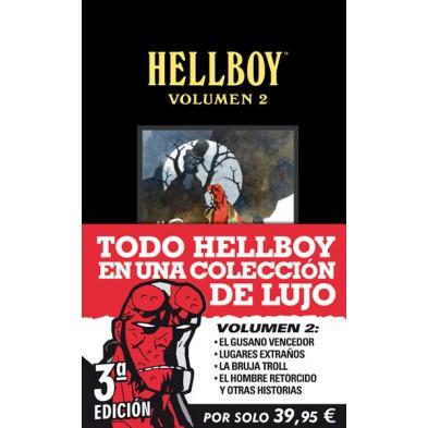 Cómic - Hellboy Edición Integral 02