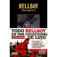 Cómic - Hellboy Edición Integral 03