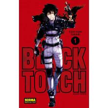 Cómic - Black Torch 01