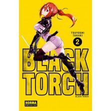 Cómic - Black Torch 02
