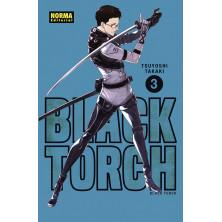 Cómic - Black Torch 03