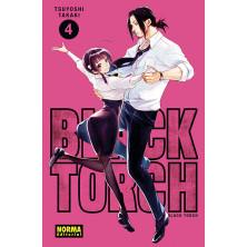Cómic Manga - Norma - Black Torch 01