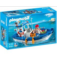 Barco de pesca Ariane - Playmobil - 5131