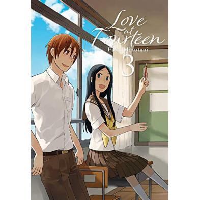 Cómic - Love at Fourteen 03