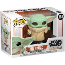 Figura Funko Pop - Star Wars: El Mandaloriano 368 - El Niño (Baby Yoda)