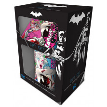 Pack para regalo - Harley Quinn (DC)