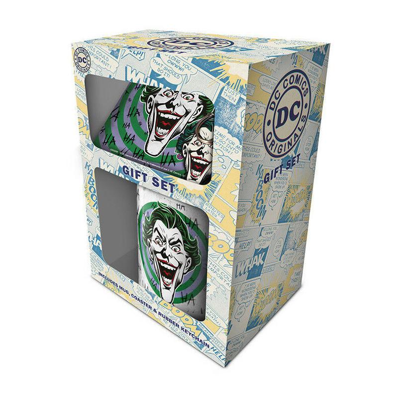 Pack para regalo - Joker (DC)
