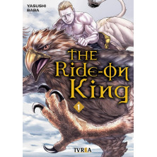 Cómic - The Ride-on King 01