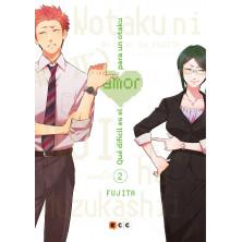 Cómic - Qué difícil es el amor para un otaku 02