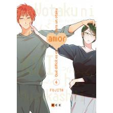 Cómic - Qué difícil es el amor para un otaku 04